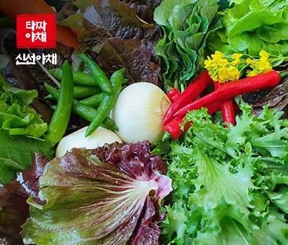 모듬야채 2kg